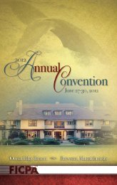 Convention Brochure - Florida Institute of CPAs