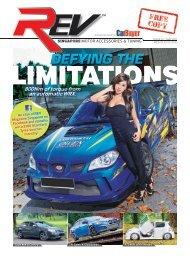 Issue #7 - REV Magazine
