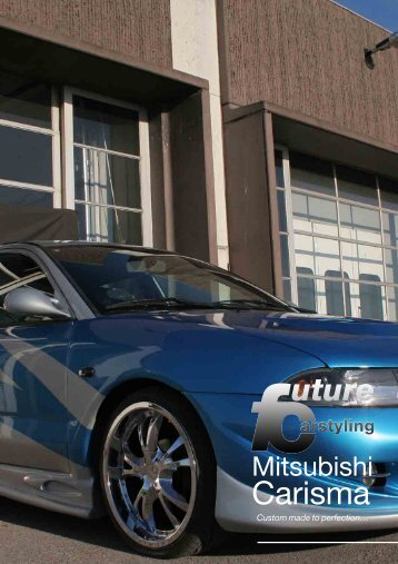 Mitsubishi - Future Carstyling