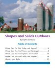 Shapes and Solids Outdoors - Page 3