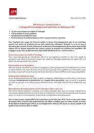 Télécharger le document joint - SFR