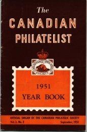 Sep - The Royal Philatelic Society of Canada