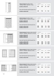 Schubkasteneinteilung-Set für Schubkasten, Edelstahl, 6 Schalen ...