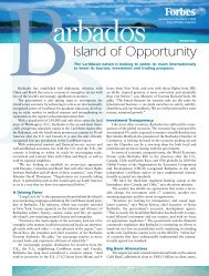 Barbados pdf file March, 2010 - Insight Publications
