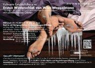 Ersten Winterschlaf von Wilm Weppelmann