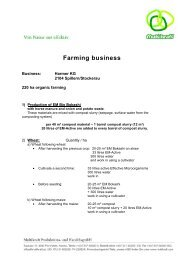 Farming business - Multikraft