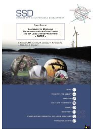 aster - Centre de recherche sur la Terre et le climat Georges Lemaître