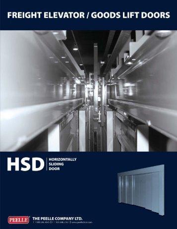HSD Brochure single sheets.indd - Peelle Company