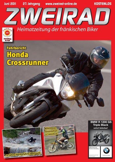 Honda Crossrunner - ZWEIRAD-online