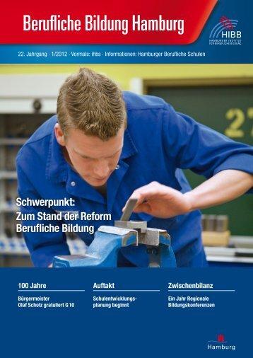 Berufliche Bildung Hamburg