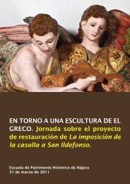 Programa - Instituto del Patrimonio Cultural de España - Ministerio ...