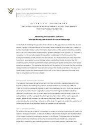 scientificframework - Centre de recherche sur la Terre et le climat ...