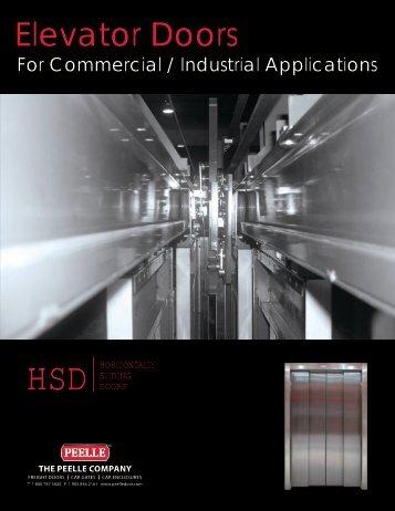 HSD North America - Peelle Company