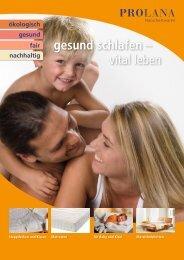 Schlafline - Naturbauhaus farbenfroh