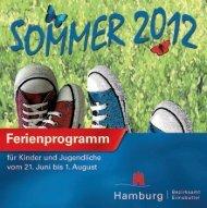 Sommerferienprogramm im Bezirk Eimsbüttel - Wilhelm-Gymnasium ...
