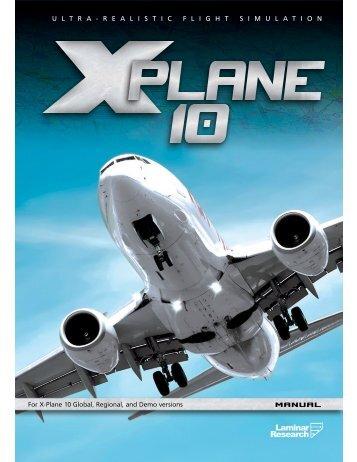 Download the X-Plane 10 Manual - X-Plane.com