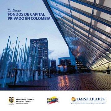 FONDOS DE CAPITAL PRIVADO EN COLOMBIA