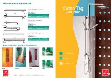 Weitere Produkte aus dem WIRQUIN Hydrotherapie Sortiment