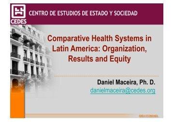 Epidemiologycal Profiles LAC