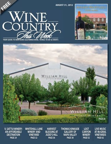 Download as a PDF - Wine Country This Week