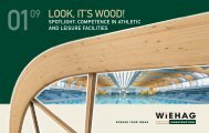 WIEHAG SPORTS AND LEISURE FACILITIES ... - Wogan Distributors