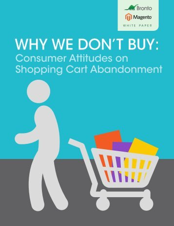 WHY WE DON'T BUY