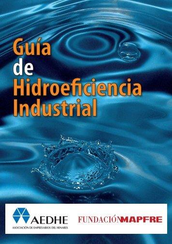 guia hidroeficiencia industrial.pdf - Fundación Mapfre