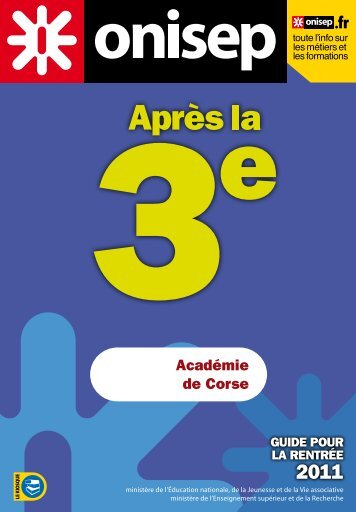 la version pdf à télécharger - Académie de Corse