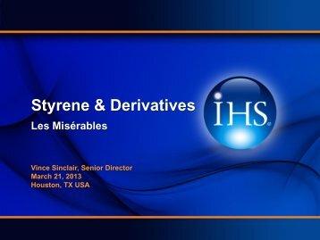 Styrene & Derivatives