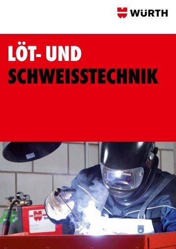 Löt- und Schweißtechnik - Adolf Würth GmbH & Co. KG
