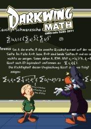 OWO-Info Sommersemester 11 - Fachbereich Mathematik