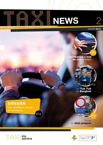 Taxi News 2 - Bruxelles Mobilité - Région de Bruxelles-Capitale