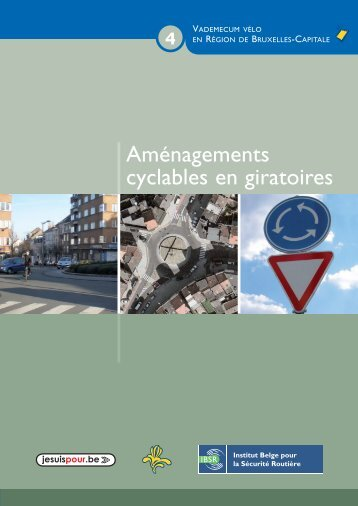 Aménagements cyclables en giratoires - Bruxelles Mobilité - Région ...
