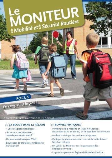 Mobilité et Mobilité et - Bruxelles Mobilité - Région de Bruxelles ...