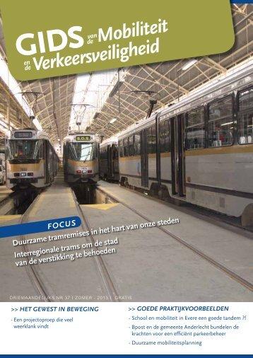 nr 37 - Bruxelles Mobilité