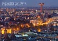 Plan Lumière de la Région de Bruxelles-Capitale