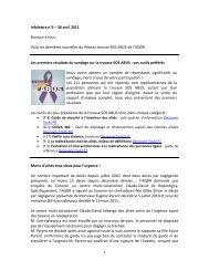 Version pour imprimer (pdf) - Trousse SOS Abus