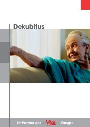 Dekubitus und Wundversorgung Lagerung - Zimmermann