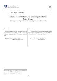 Revista - 3 - 2007.pmd - Associação Catarinense de Medicina