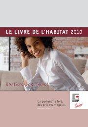 LE LIVRE DE L'HABITAT 2010