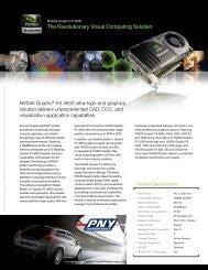 NVIDIA Quadro FX 4600 - PNY