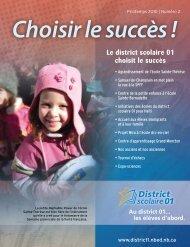 Choisir le succès !