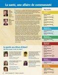 SPÉCIAL en santé et en mouvement! - District scolaire francophone ... - Page 2