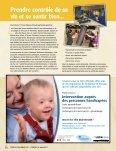 SPÉCIAL en santé et en mouvement! - District scolaire francophone ... - Page 6