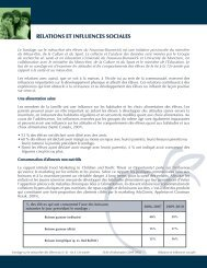 SOCIALFITNESS RELATIONSHIPS et influences AND sociales INFLUENCES reportedle