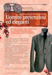 Uomini pretenziosi ed eleganti - P.O. Professional Optometry