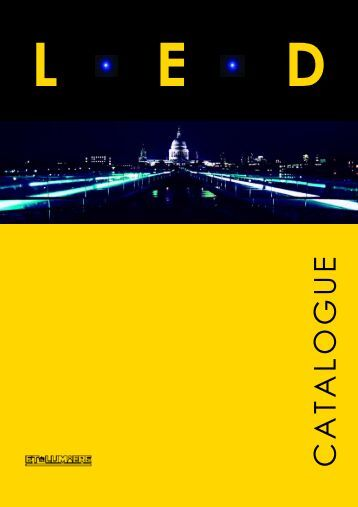 LED Catalogue - Mr RESISTOR