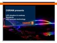 OSRAM Presents