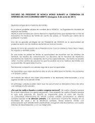 discurso completo - Sociedad Española de Medicina de Familia y ...