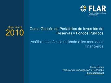 indicadores en el ciclo economico - FLAR